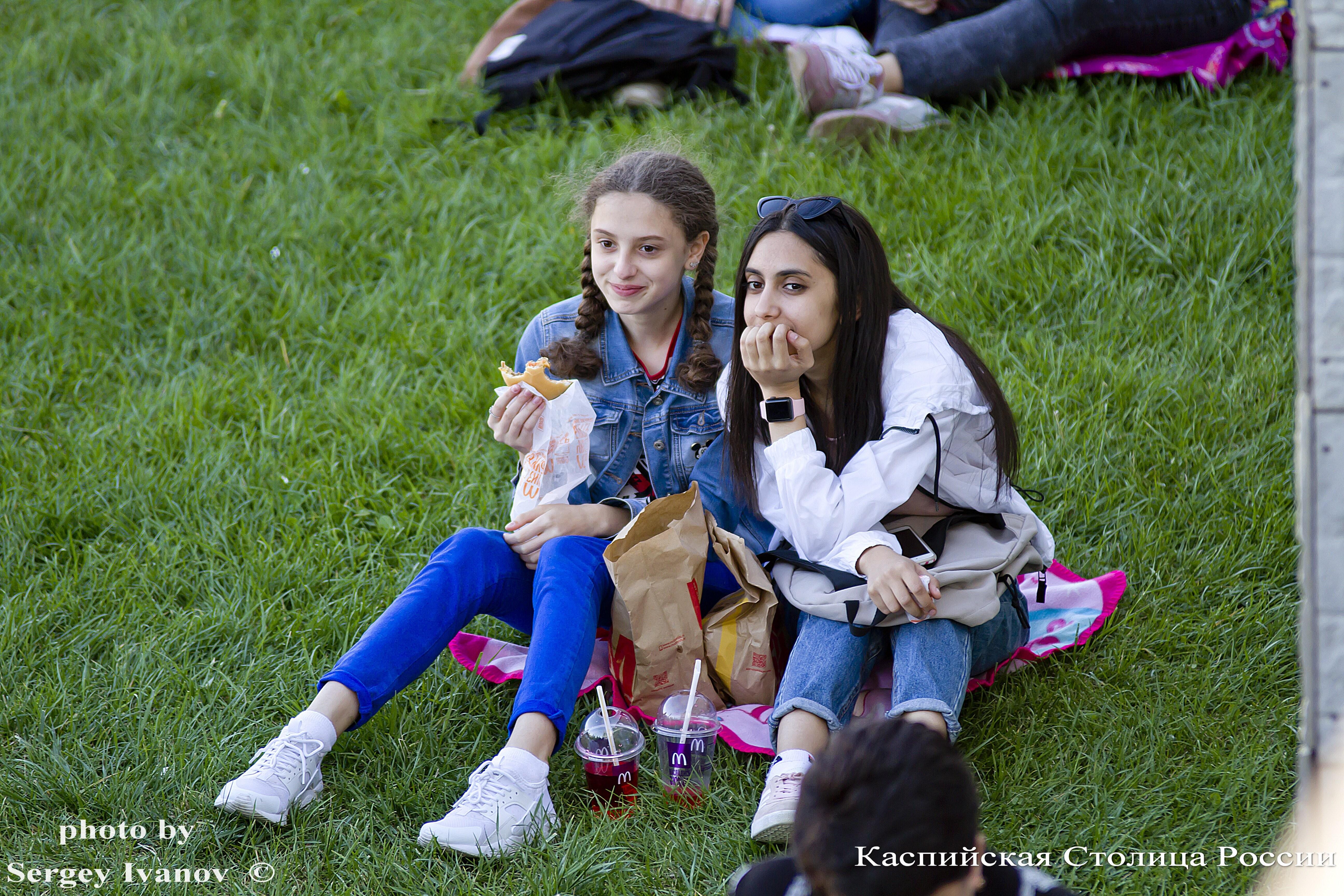Фестиваль «Музыка на траве» приглашает