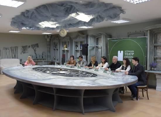 Именитые солисты оперы прибыли в Астрахань
