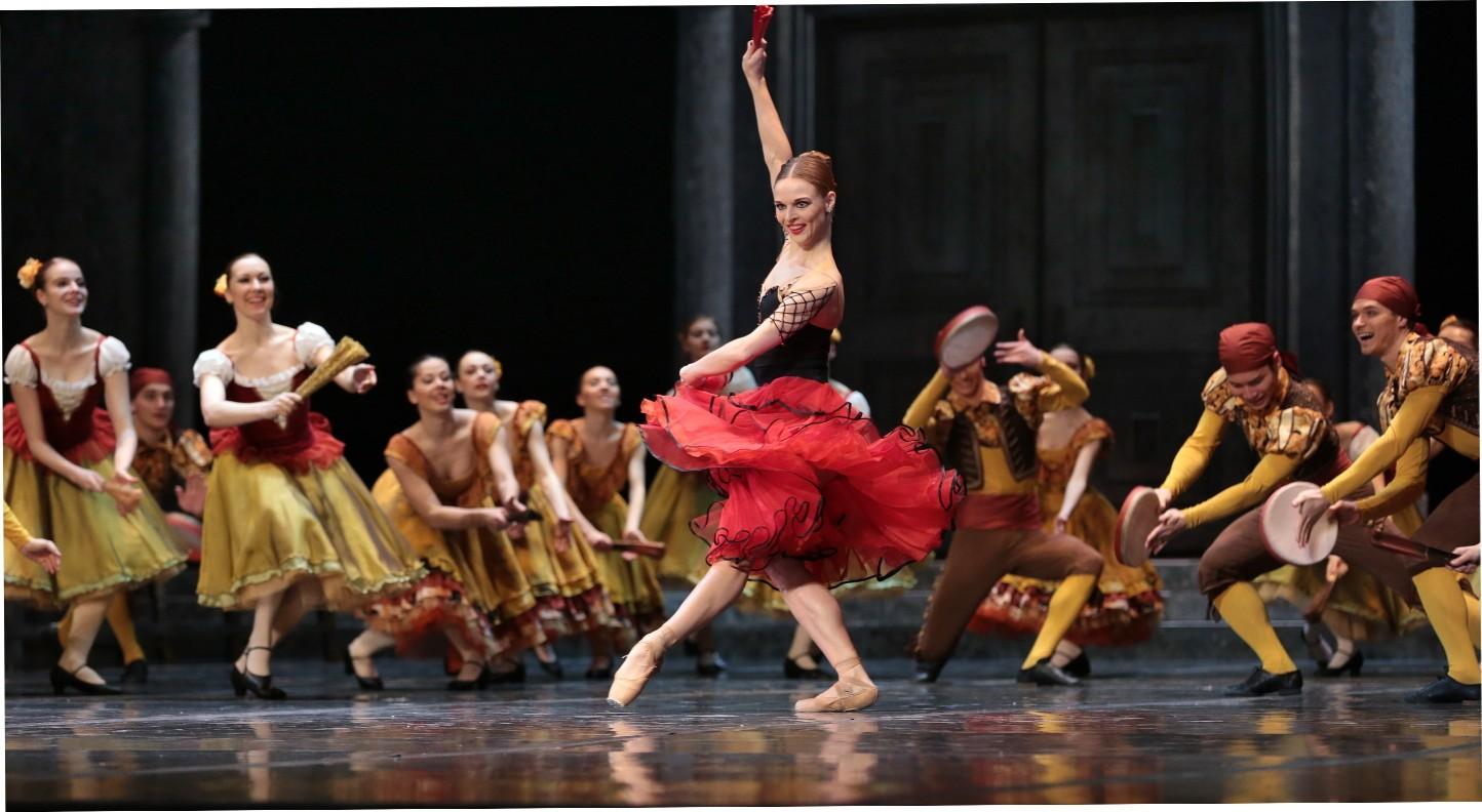 Балет-праздник вновь на Большой сцене театра