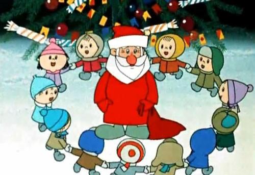 «Игры с Дедом Морозом»