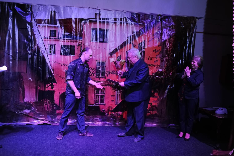В Астраханском Доме актёра состоялось торжественное награждение работников театральных коллективов