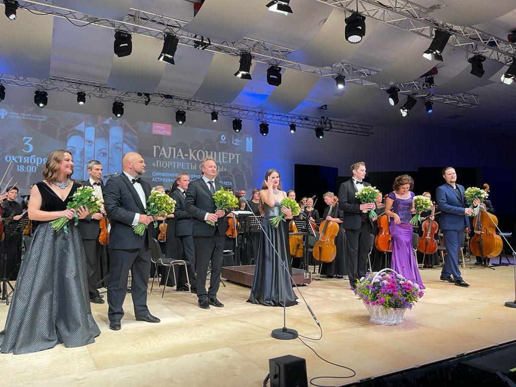 В Сочи завершились гастроли симфонического оркестра под управлением художественного руководителя и главного дирижёра Валерия Воронина