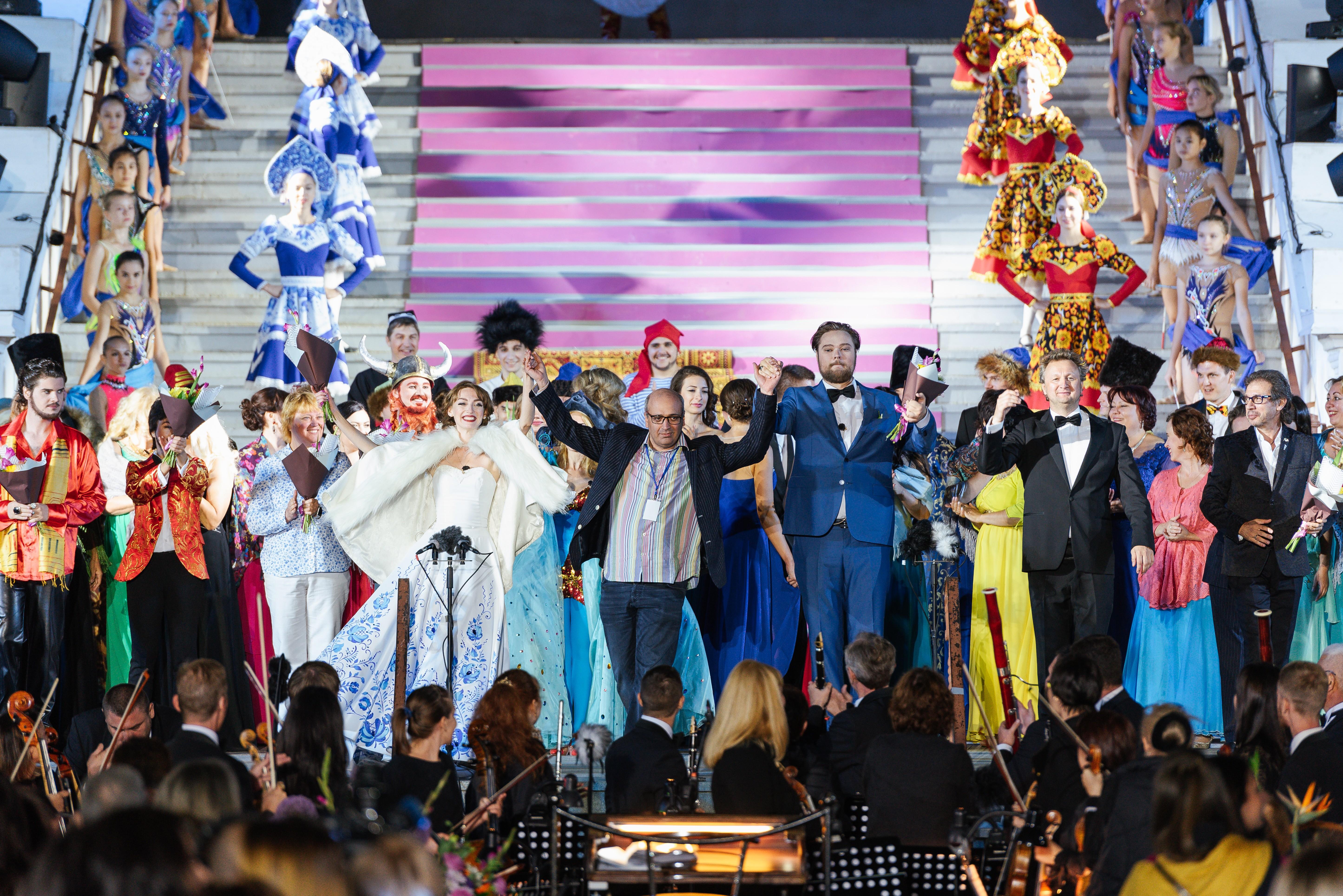 Астрахань приняла эстафету Всероссийского театрального марафона