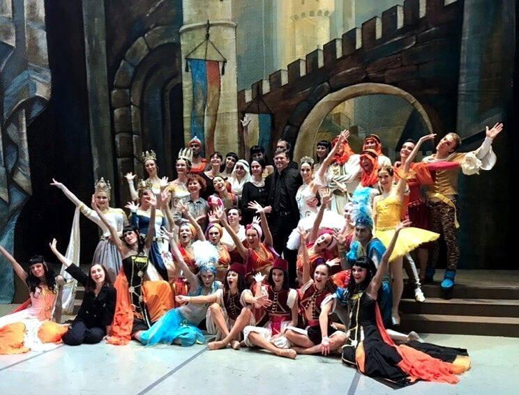 В Красноярске открылся V Международный балетный форум