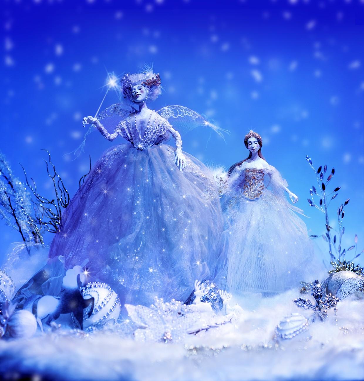 Маленькие зрители театра вновь побывают в сказочной стране Золушки и её друзей