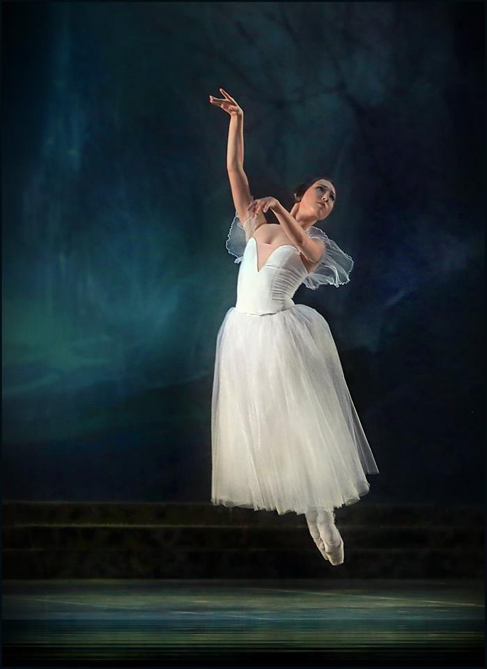 Премьера! 26 и 27 мая на сцене Большого зала - «Жизель» А. Адана
