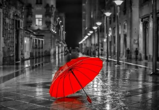«Музыка дождя»
