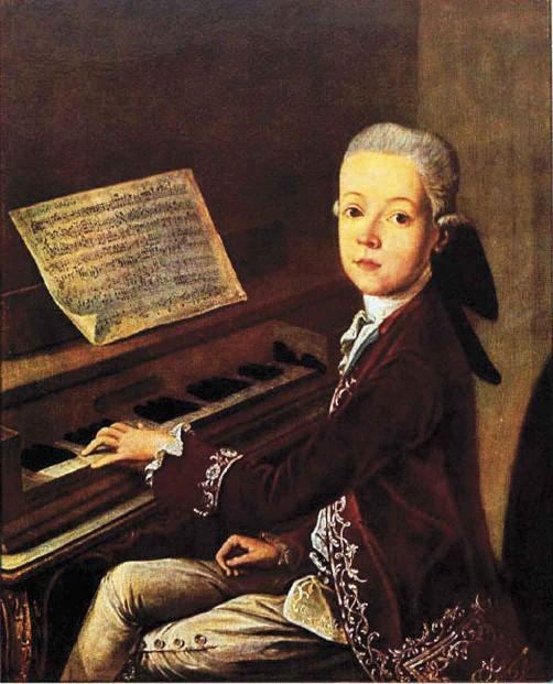 Рождение Моцарта и другие события 27 января