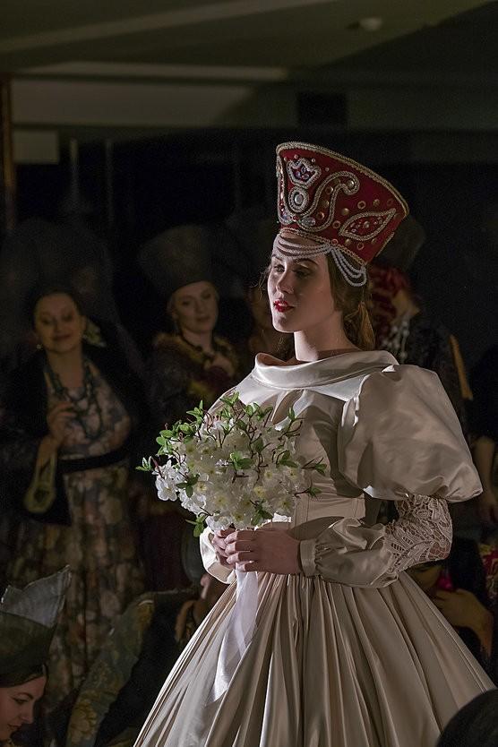 В Астраханском театре Оперы и Балета идёт подготовка к премьере