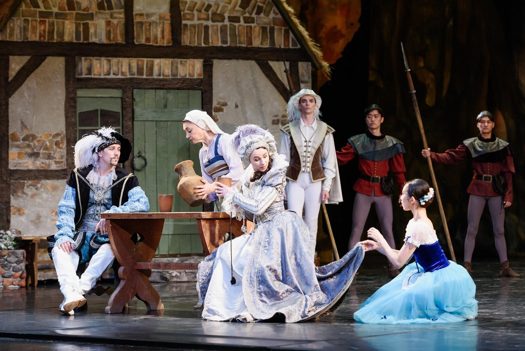27 сентября премьер Большого театра Семен Чудин и солистка Астраханского театра Оперы и Балета Харука Номура выйдут в главных партиях в балете «Жизель»