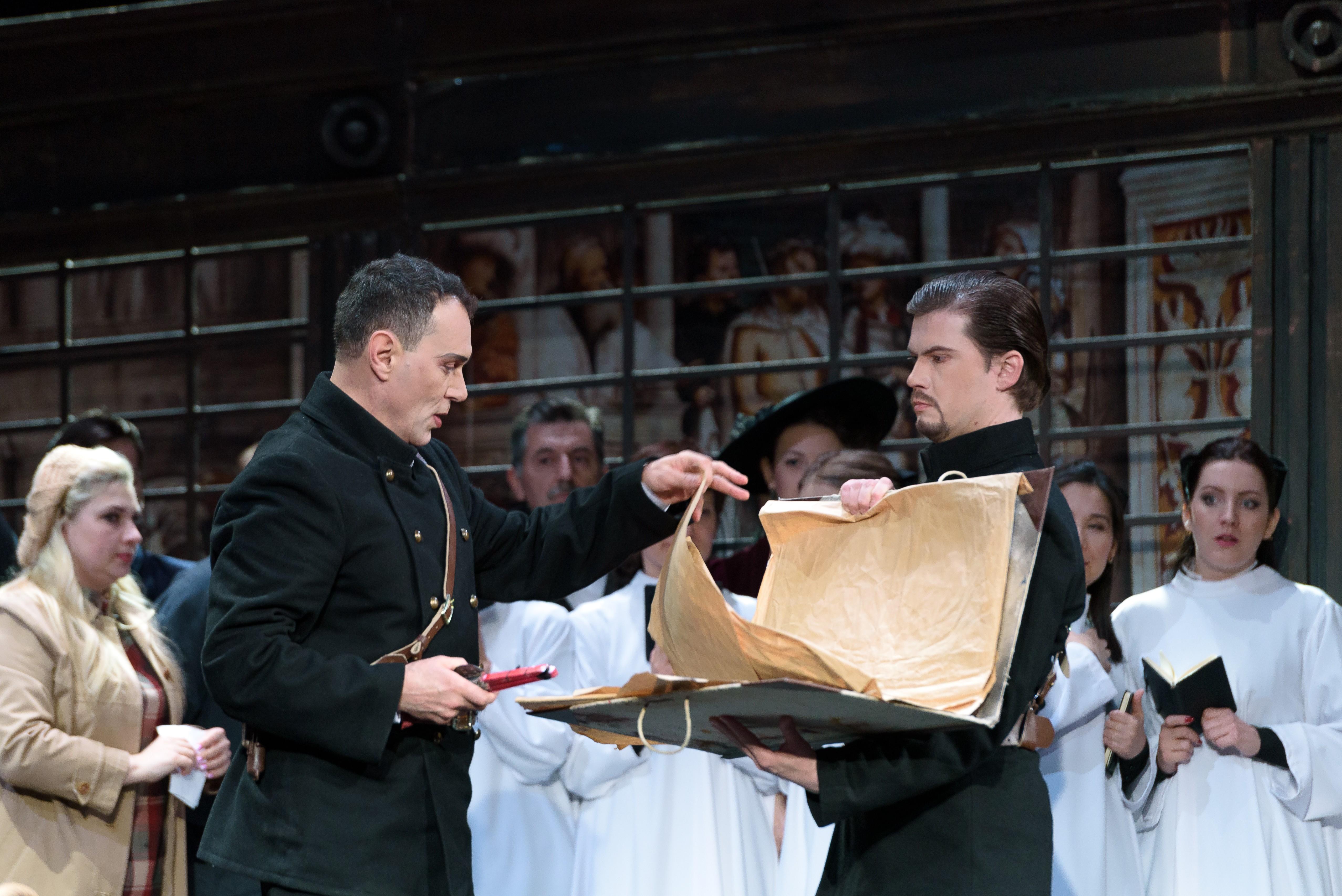 Опера с одной из самых необычных премьерных историй  приглашает...