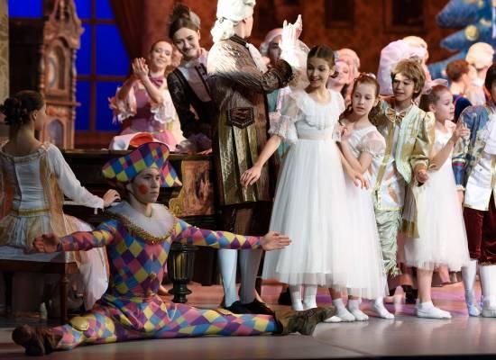 Балет «Щелкунчик»  вновь дарит веру в чудеса