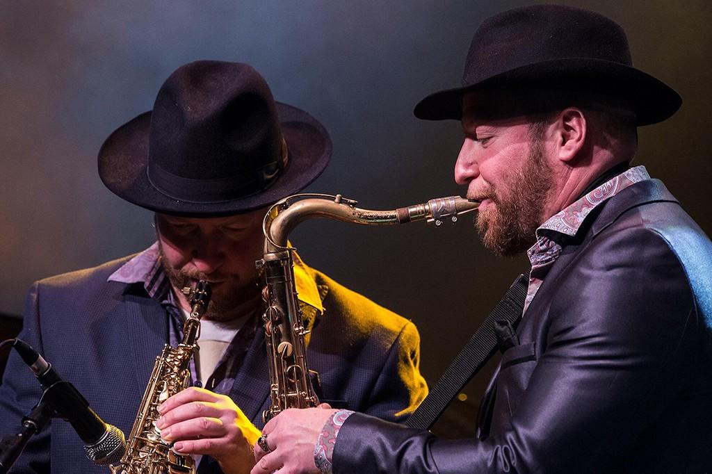 Третий Международный фестиваль «Дельта-джаз» продолжается