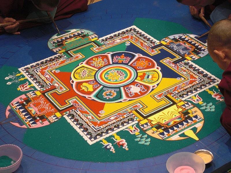 Дни буддийской культуры в Астрахани