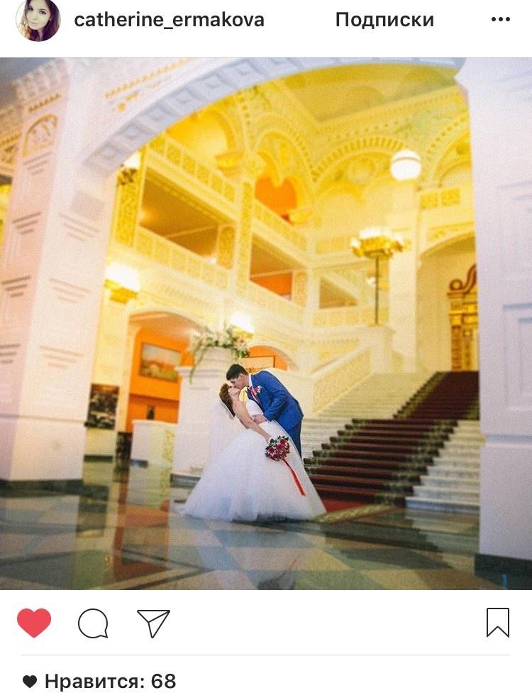 До окончания конкурса свадебных фотографий остается всего 6 дней