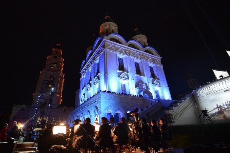 """Газета """"Волга"""". Астрахань — театральная столица Юга России"""