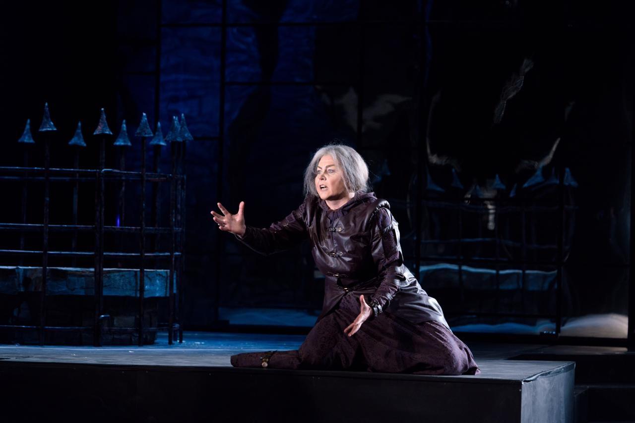 Премьера! 20 января на сцене Большого зала  опера «Трубадур» Дж. Верди