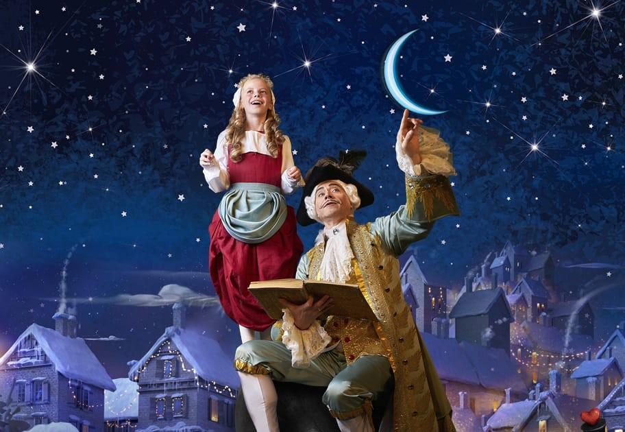 Новый год - время волшебства и невероятных историй