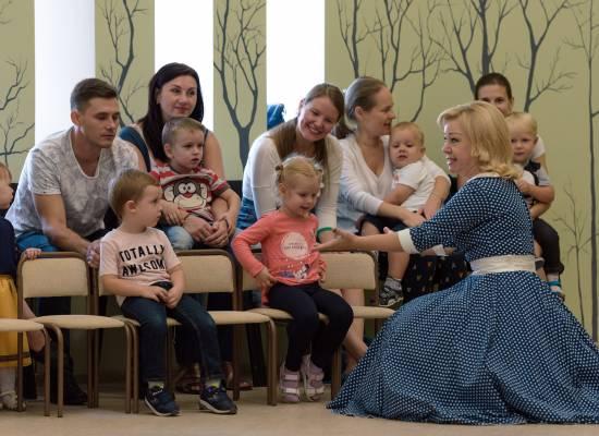 """""""Островок"""" ждёт маленьких зрителей"""