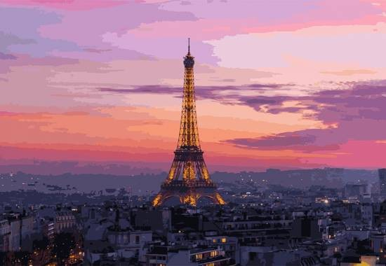 «Французский вечер»