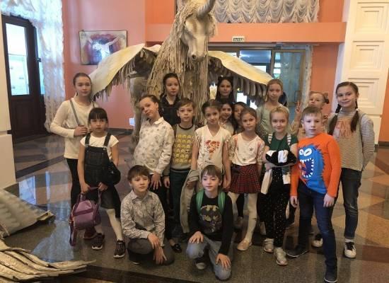 «Театральные каникулы» прошли с участием АГУ