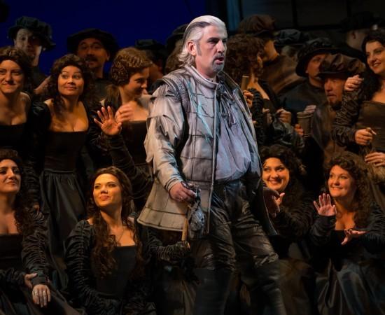 Шекспировские страсти на Большой сцене Астраханского театра Оперы и Балета