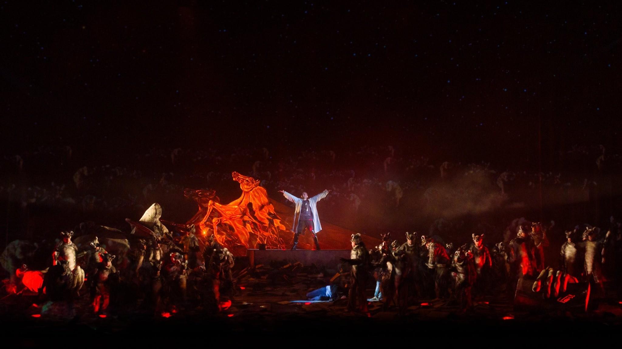 В Самаре пройдут гастроли астраханского оперного дома под руководством  художественного руководителя и главного дирижёра Валерия Воронина