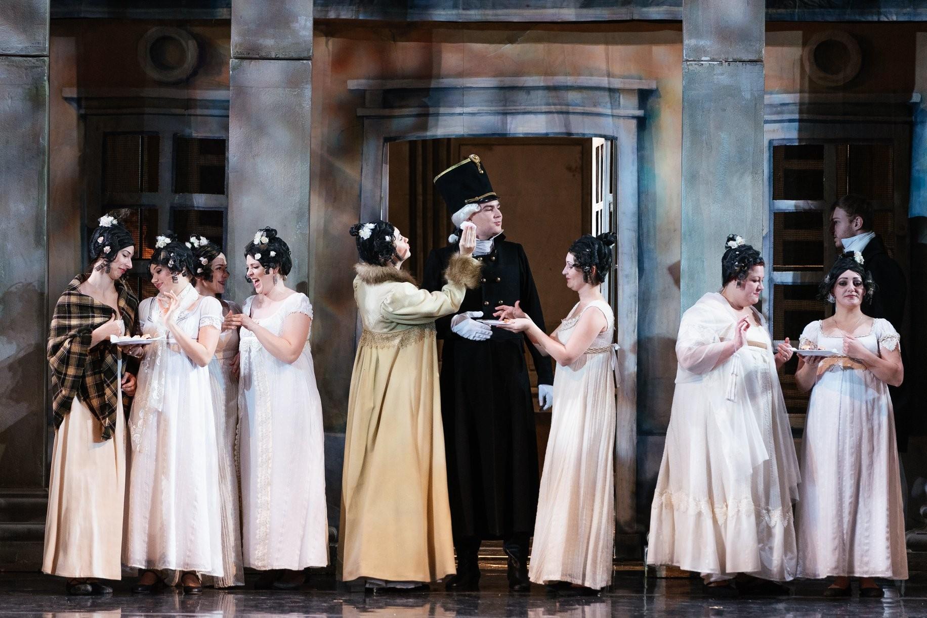В день рождения Пушкина Астраханский театр Оперы и Балета даст оперу «Евгений Онегин»