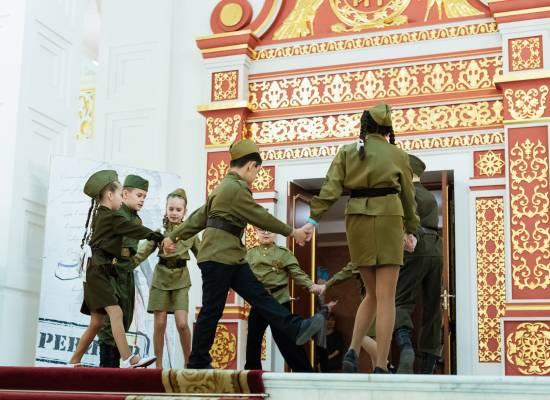 «Случайный вальс» -  к 77-ой годовщине победы в Сталинградской битве