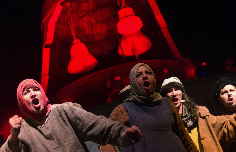 5 лет назад состоялась премьера оперы «Борис Годунов»