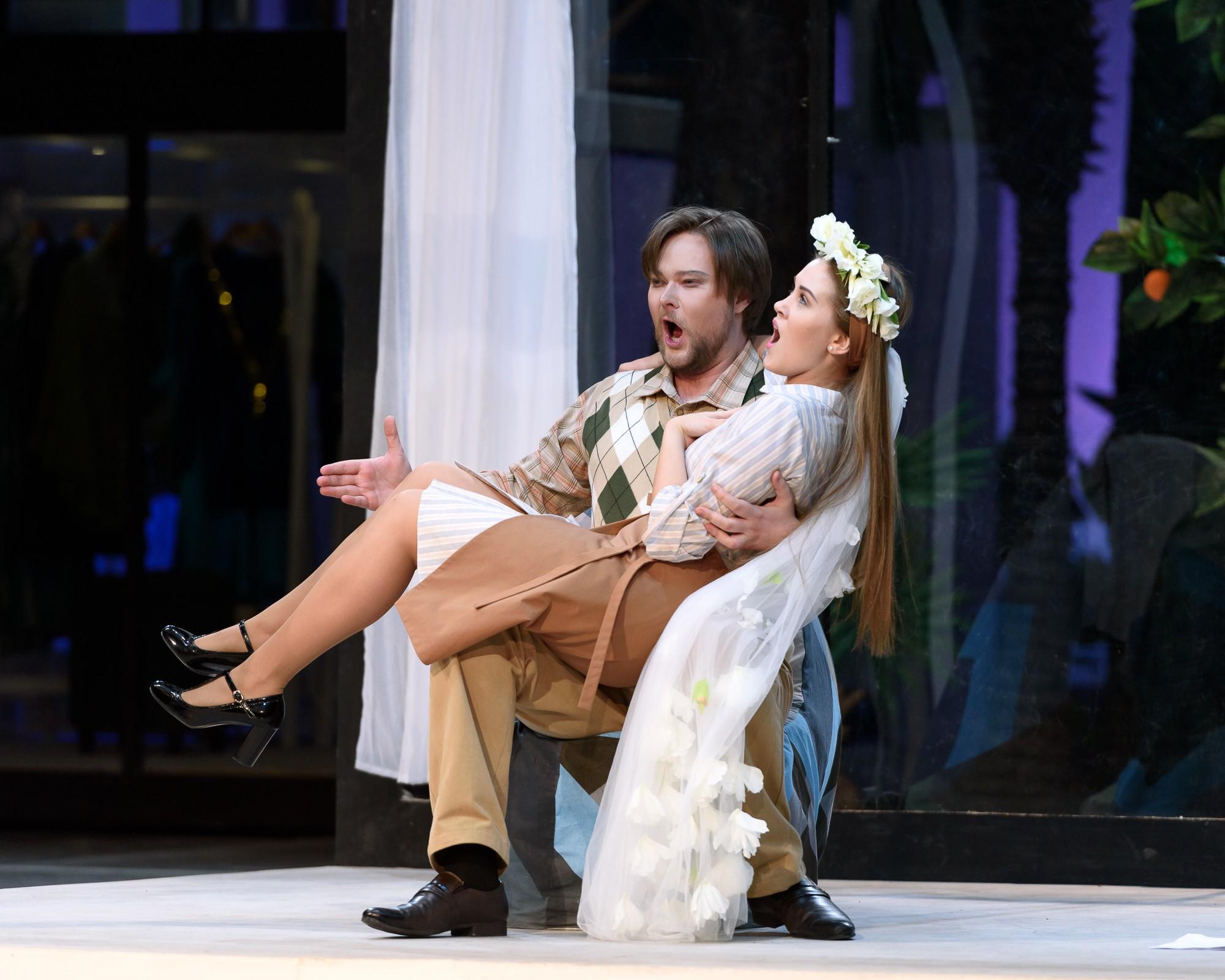 Впервые опера Моцарта украсит репертуар театра