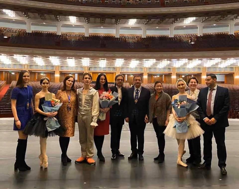 Пекинские зрители подарили овации балетной труппе Астраханского театра Оперы и Балета