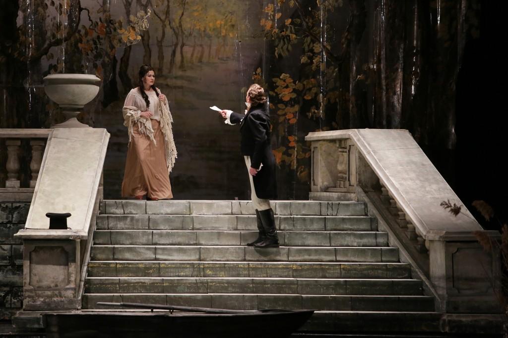 Опера «Евгений Онегин» на международном фестивале