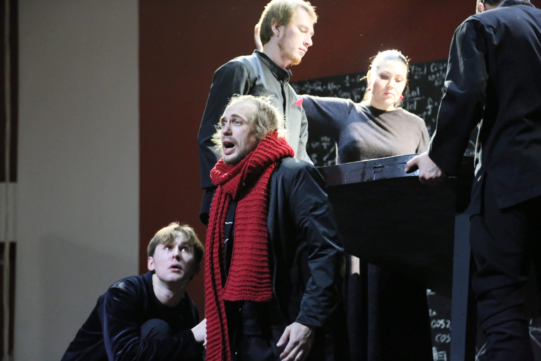 « Моцарт и Сальери» вновь на Малой сцене.