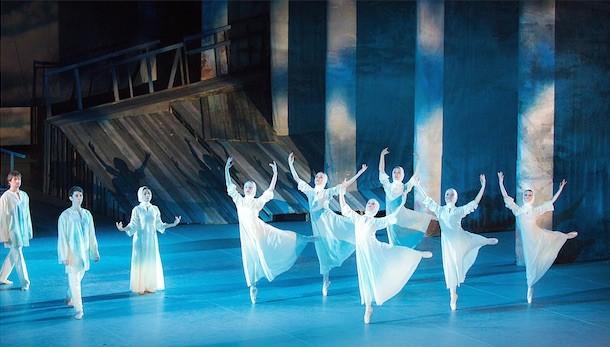 Авторский балет «Андрей Рублев» на Большой сцене