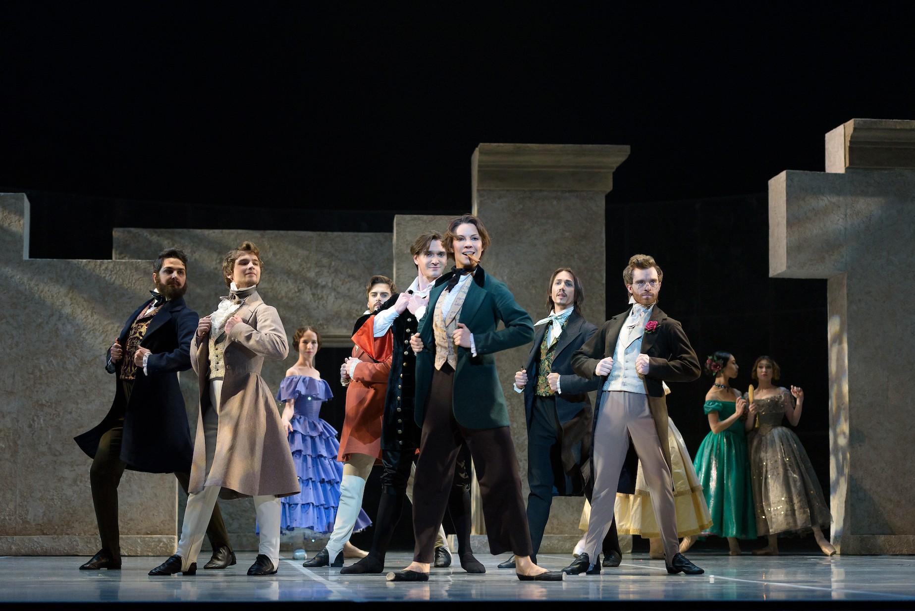 Премьера авторского балета LE PARI