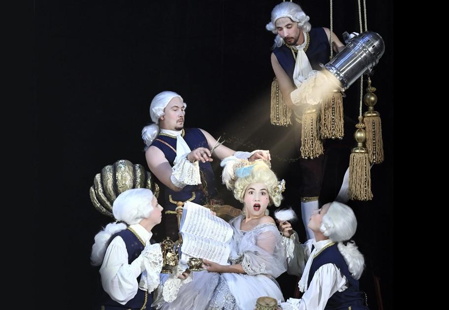 Концертная программа «Viva Opera!»  ждёт поклонников классического искусства