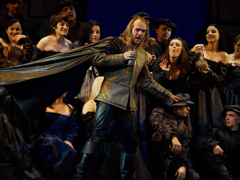 31 марта на сцене Большого зала  опера «Отелло»  Дж. Верди