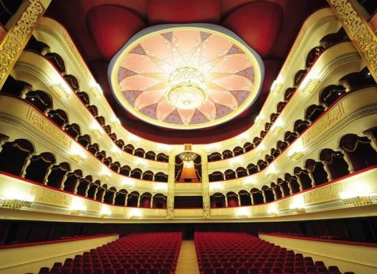 Театр уходит в интернет