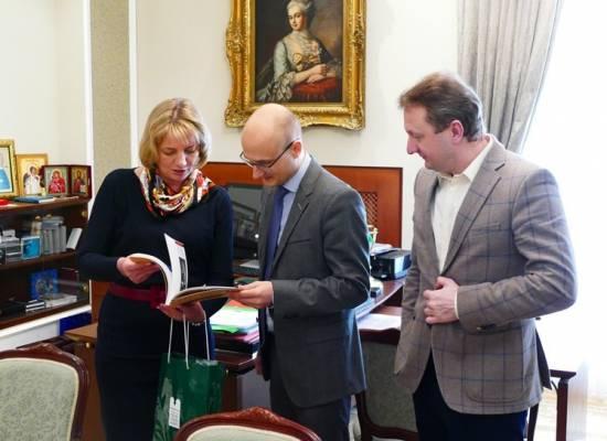 Астрахань и Белград устанавливают культурные связи