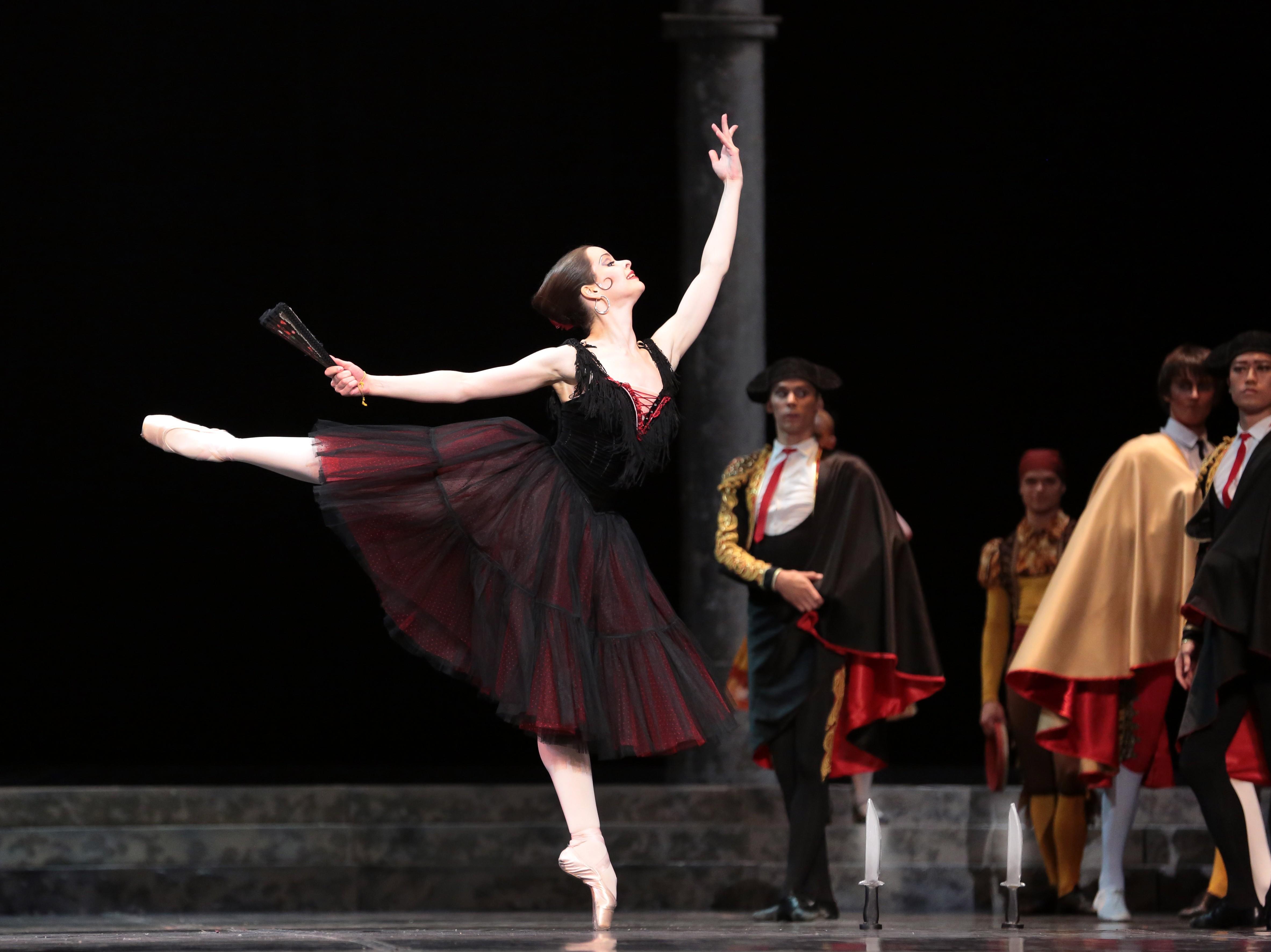 Международный день танца в Астраханском театре Оперы и Балета