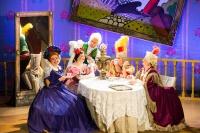 Пьеса-шутка «Беда от нежного сердца» начала ещё одну жизнь в Астраханском театре оперы и балета