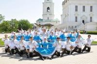 На сцене Астраханского государственного театра Оперы и Балета дружат народы!