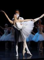 В апреле любители балета увидят на Большой сцене театра три балетных спектакля
