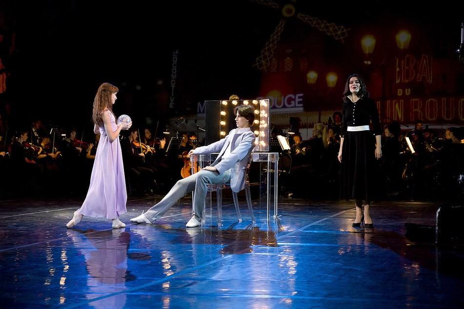 Сегодня в Астраханском государственном театре Оперы и Балета завершаются новогодние представления