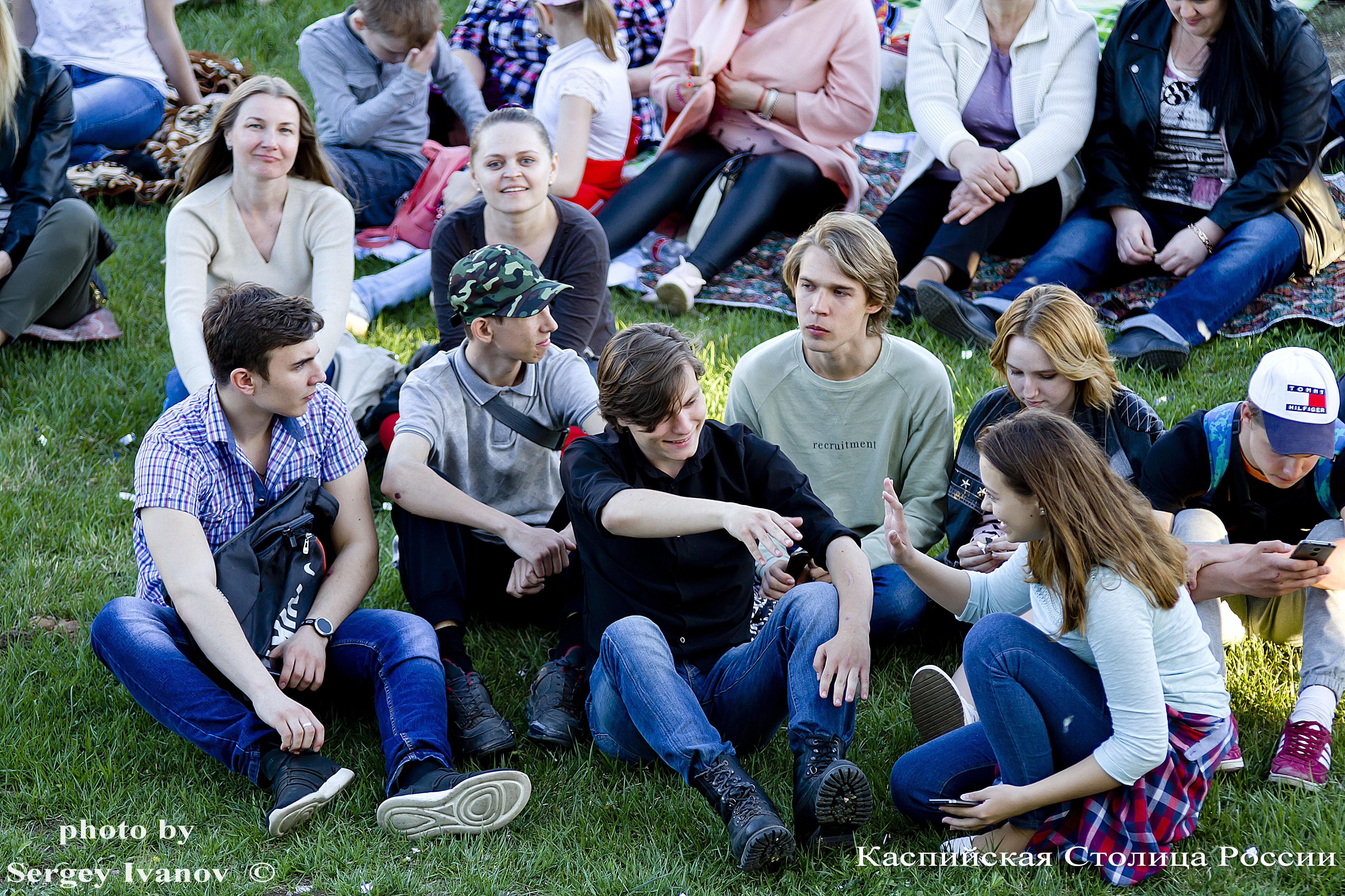 «Музыка на траве» приглашает 11 мая