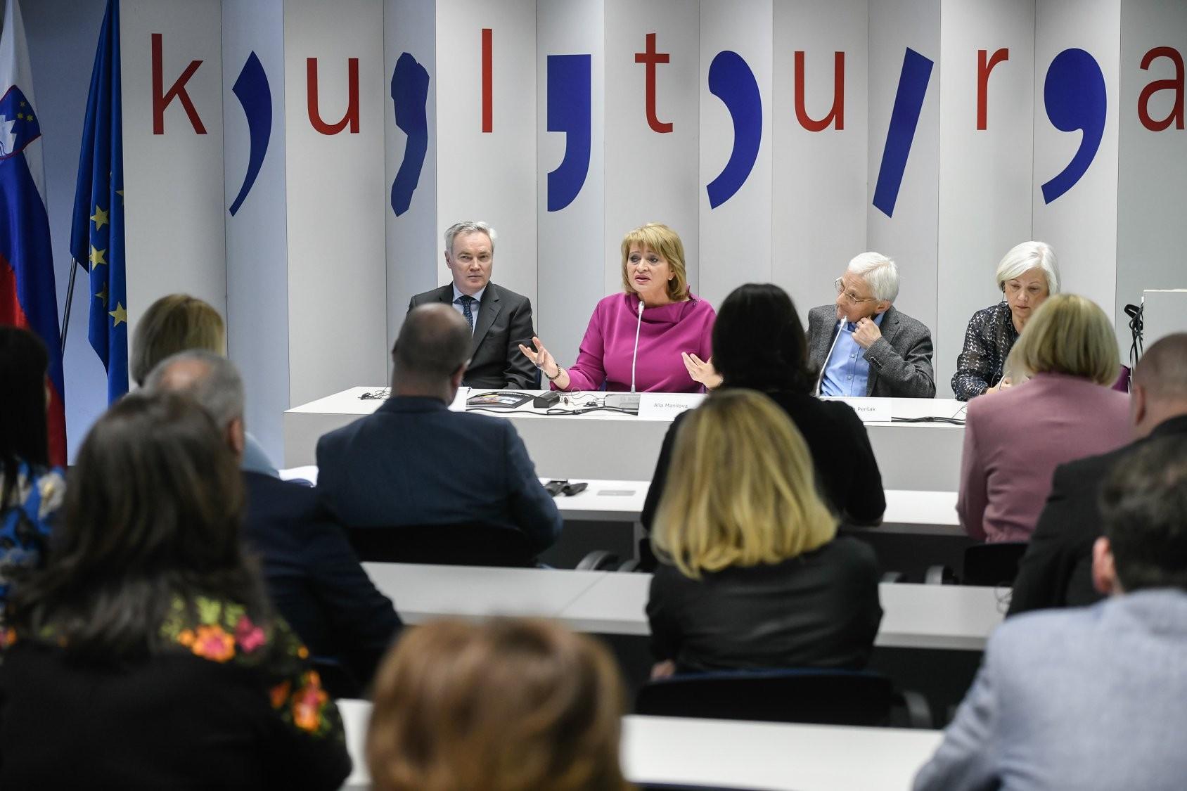 Культурный форум Россия-Словения