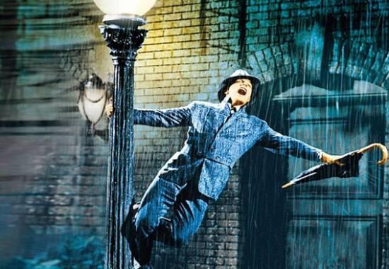 """Концерт """"Поющие под  дождем"""""""