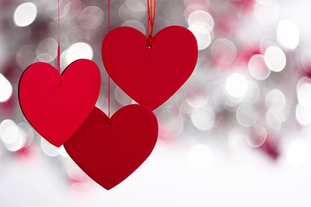 Сегодня самый романтический день в календаре