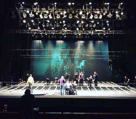 Завтра спектакль «Осуждение Фауста» на Новой сцене Большого театра